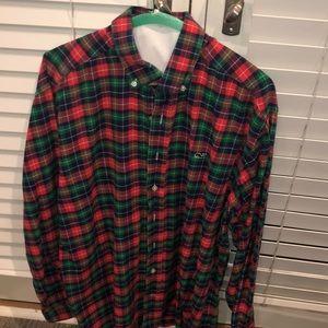 Vineyard vines cotton dress shirt
